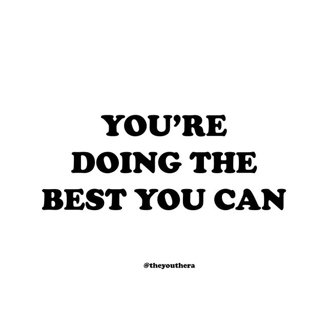 Remind yourself that you are doing the best you can. Try not to undervalue who you are. You have come so far and you're doing great ☺️✨ • If you're struggling and need someone to talk to, please don't hesitate to reach out. Text 'teen2teen' to 839863 or visit us at one of our drop-in centers. Send us a DM or visit our website (in bio) to find a location near you. • #itsokaytoreachout