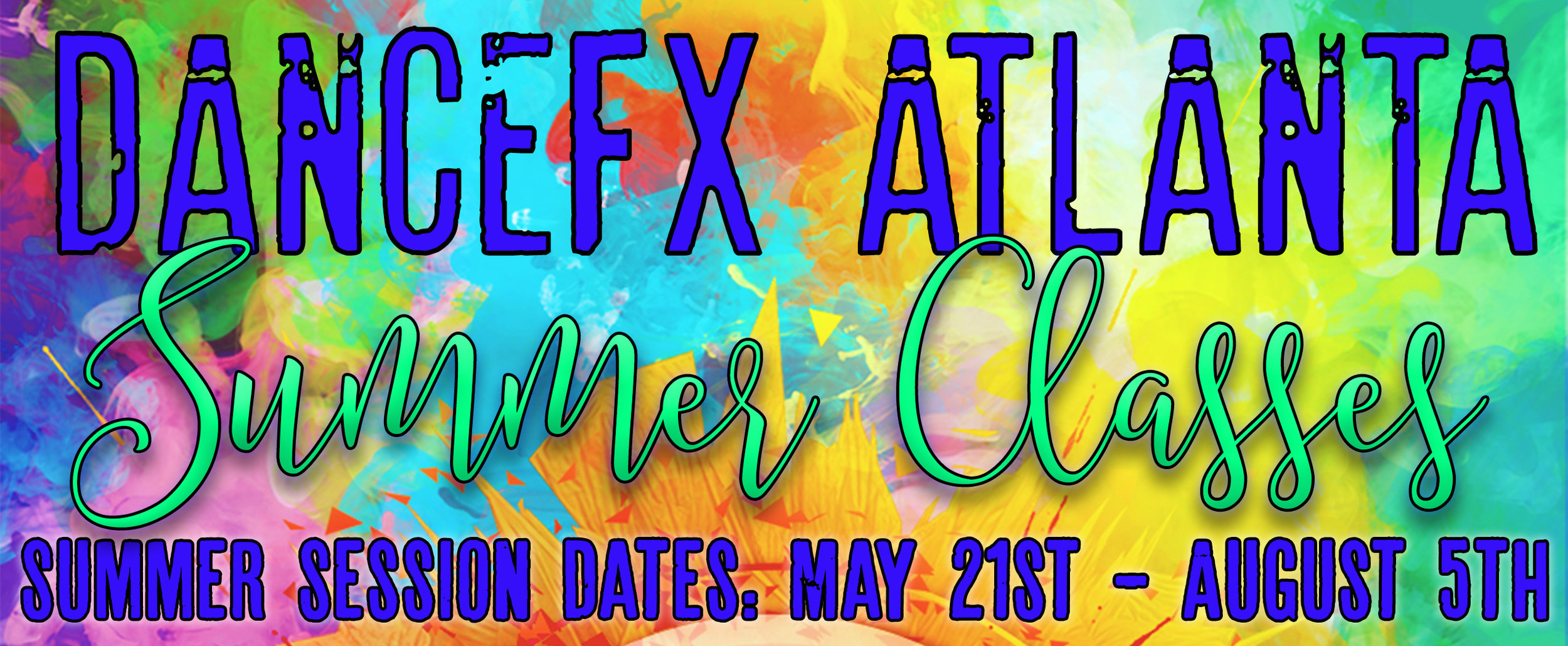 Dancefx Atlanta Summer Classes