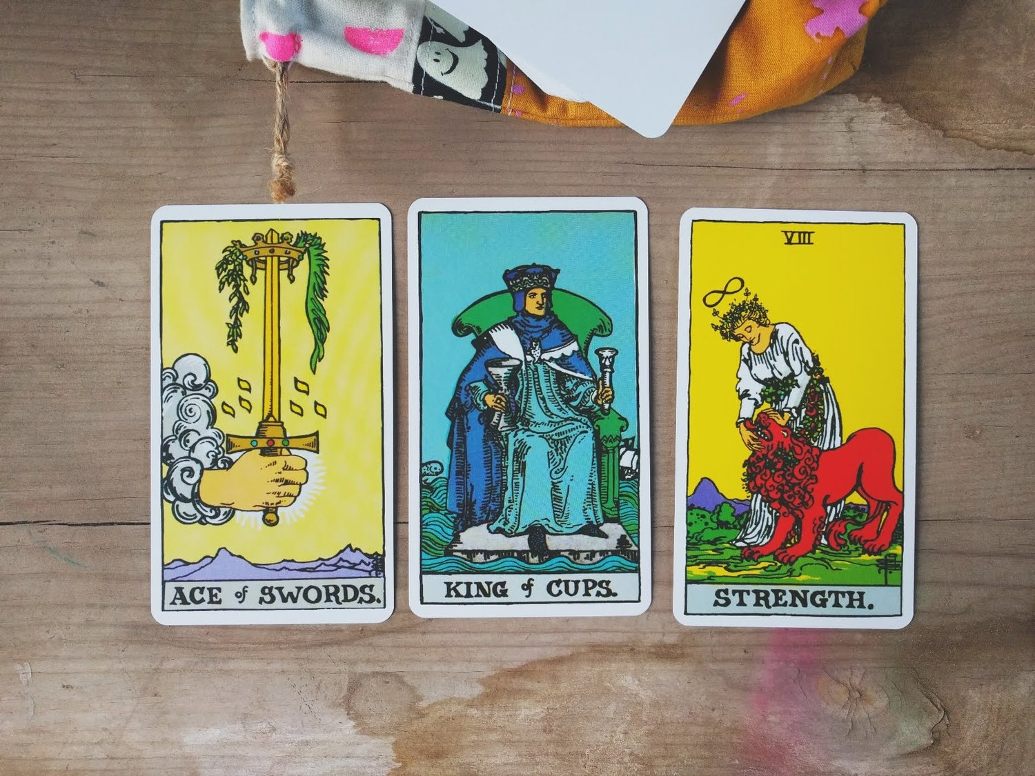 Blog — Radical She Tarot