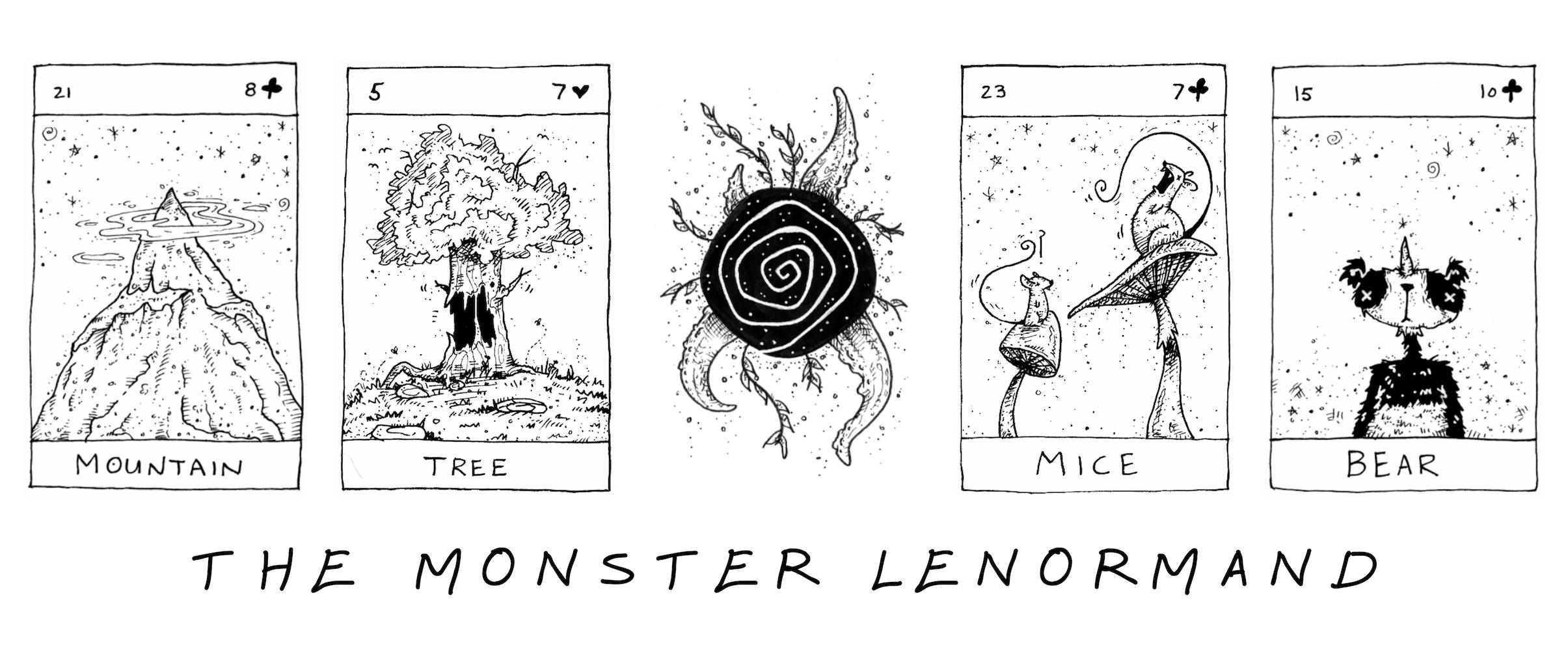 The Monster Lenormand Banner.png