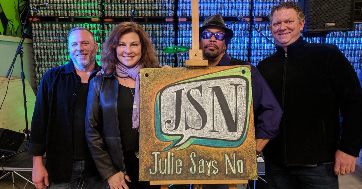 Copy of Julie Says No