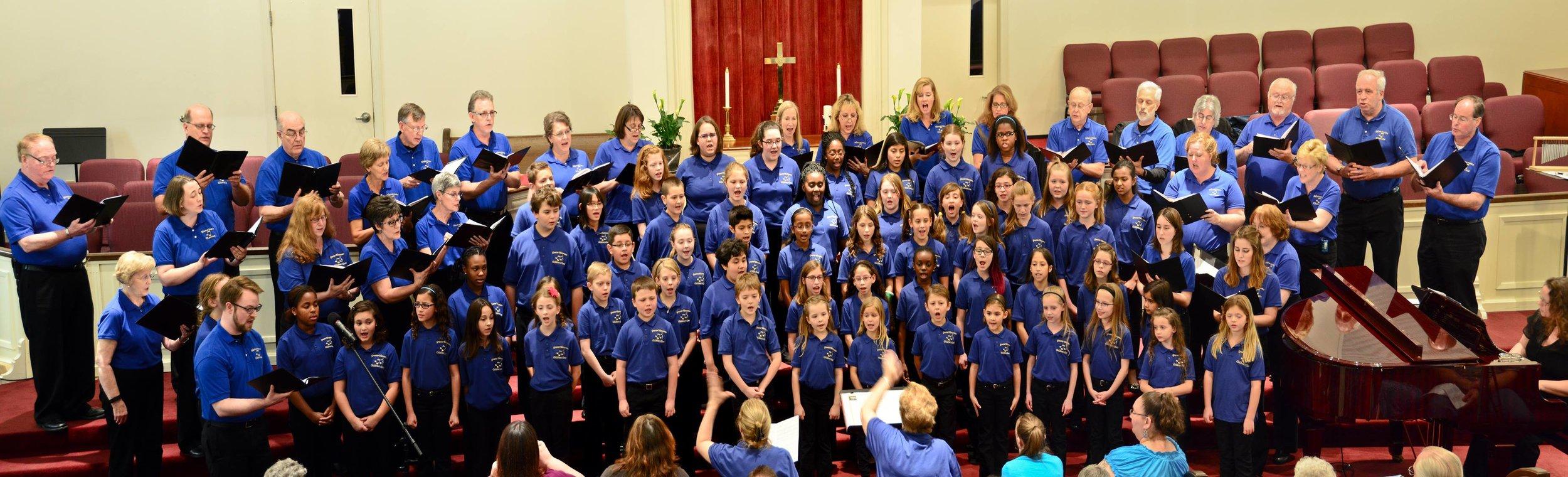 Copy of Greater Manassas Children's Choir