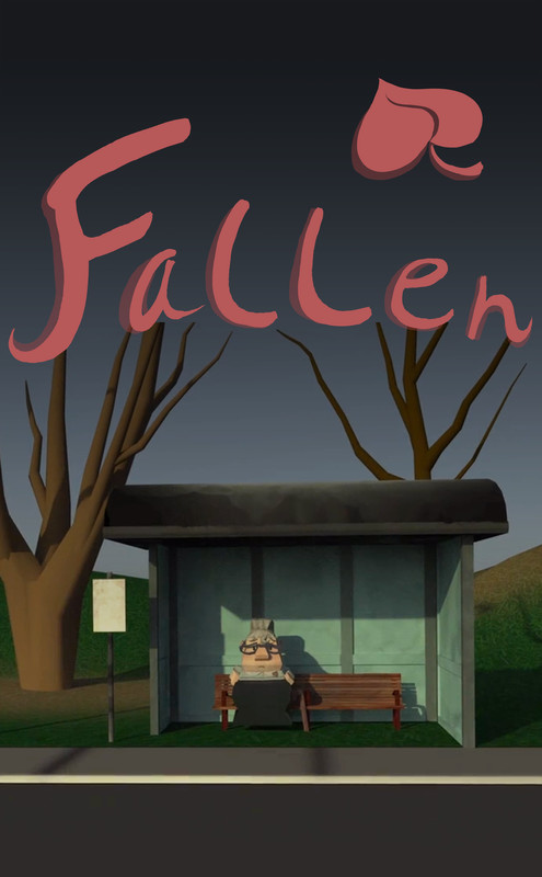 Fallen - Directed by: Emily LawtonA leisurely bus ride turns into a flood of happy memories for an old woman.