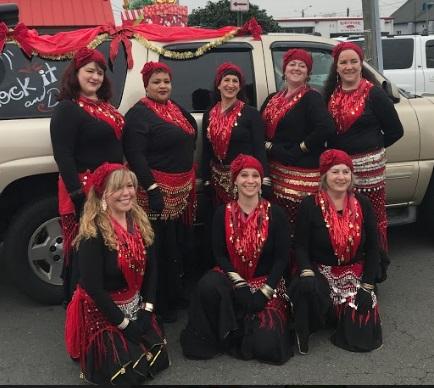 Suburban Gypsies Belly Dance