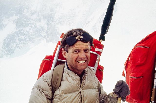 Bobby on the 1965 climb. We've announced a ton of upcoming screenings. Visit our site for details! #rfk #mtkennedy #docfilm