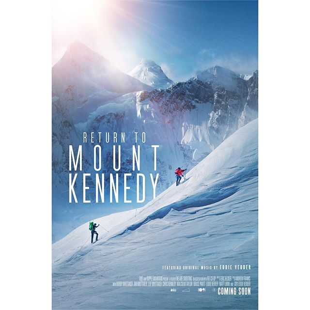 New poster! Thanks @rei & @1091media for joining the party. Stellar work by @the_la_agency. #docfilm #poster #posterdesign #movieposter #filmposter #mtkennedy