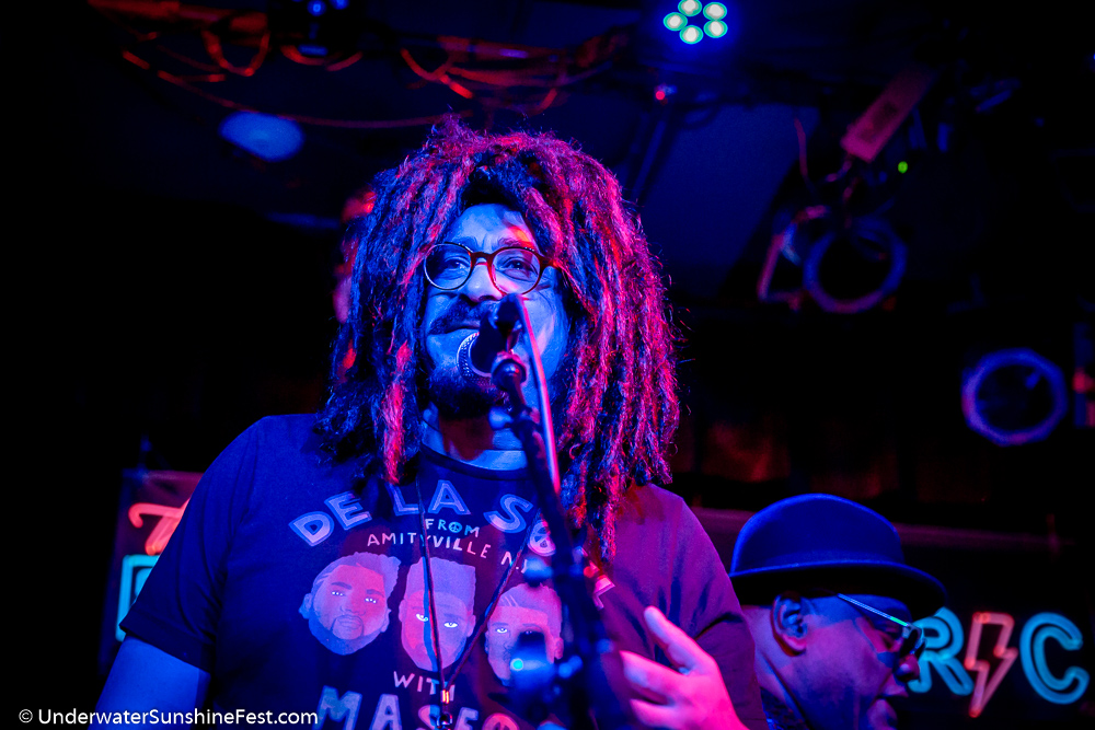 Adam Duritz, Underwater Sunshine Fest, 10/2018 | Photo Credit: Dan Vasta  ©2018, Underwater Sunshine Festival, All Rights Reserved.