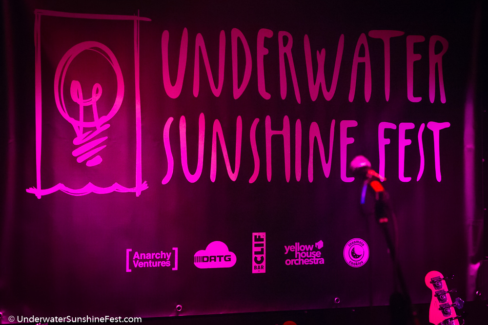Underwater Sunshine Fest, 10/2018 | Photo Credit: Dan Vasta  ©2018, Underwater Sunshine Festival, All Rights Reserved.