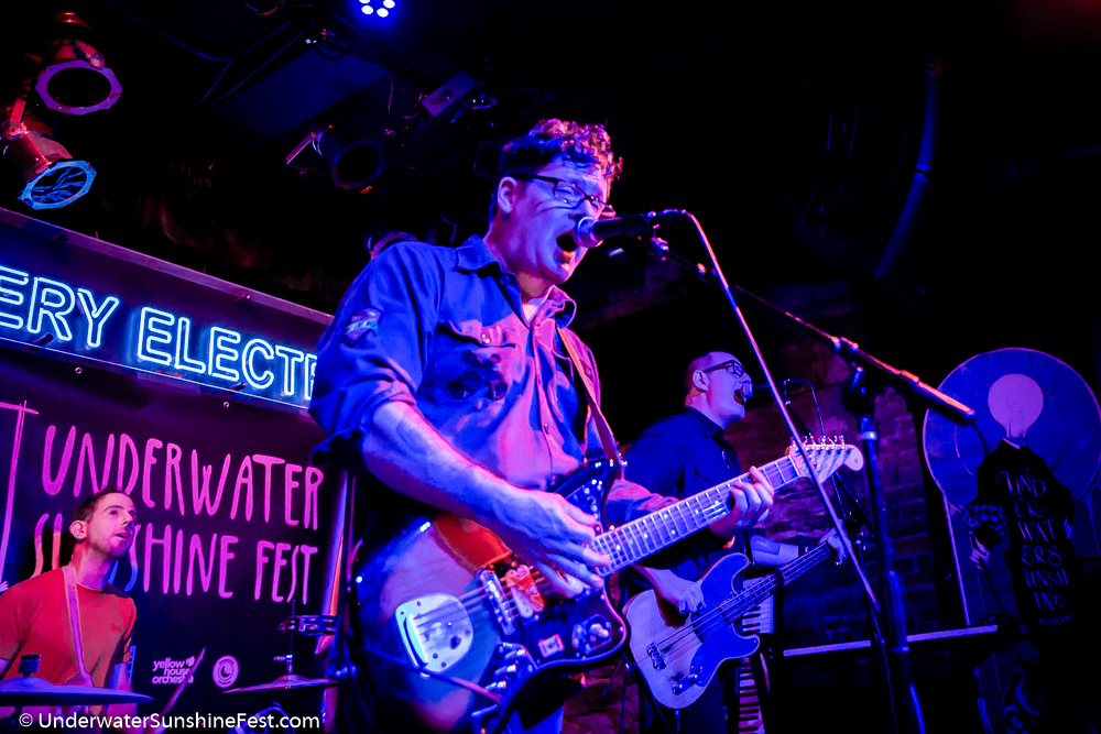 Marcy Playground, Underwater Sunshine Fest, 10/2018 | Photo Credit: Dan Vasta  ©2018, Underwater Sunshine Festival, All Rights Reserved.