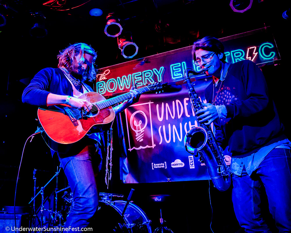 Boom Forest, Underwater Sunshine Fest, 10/2018 | Photo Credit: Dan Vasta  ©2018, Underwater Sunshine Festival, All Rights Reserved.