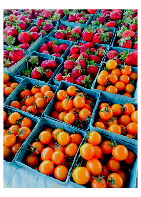 Native Son Tomatoes and Berries