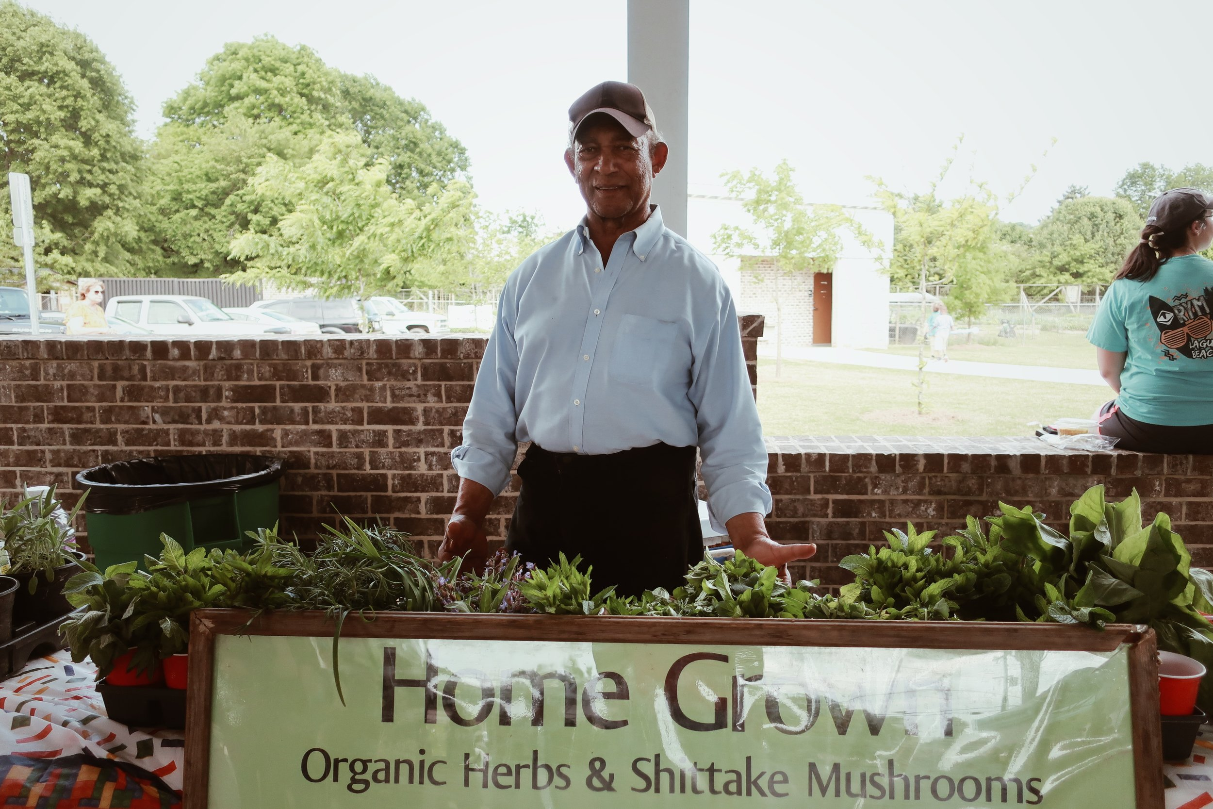 Mr. Brown's Herbs