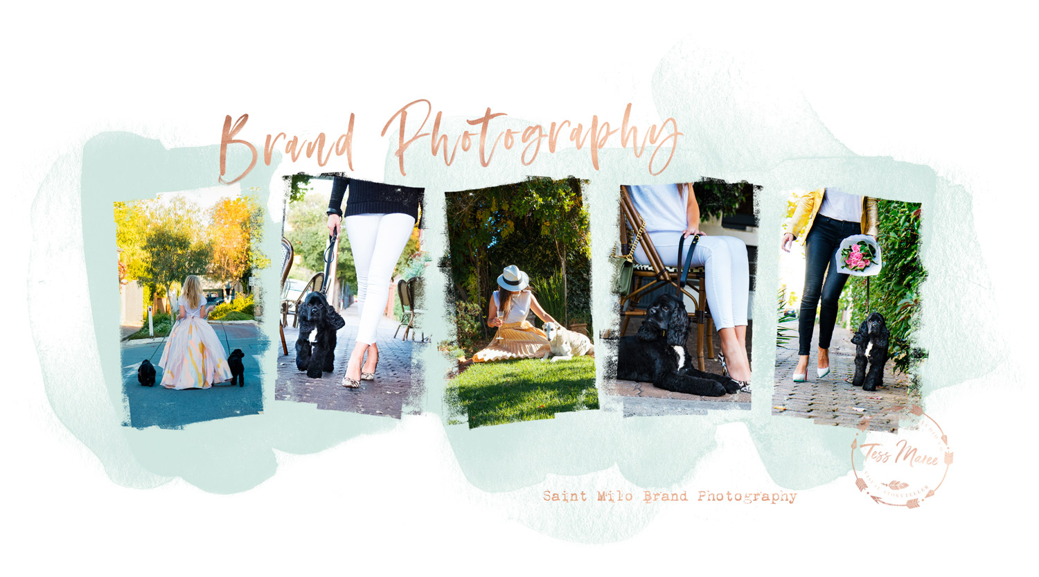 Tess Maree Personal & Business Branding Photography