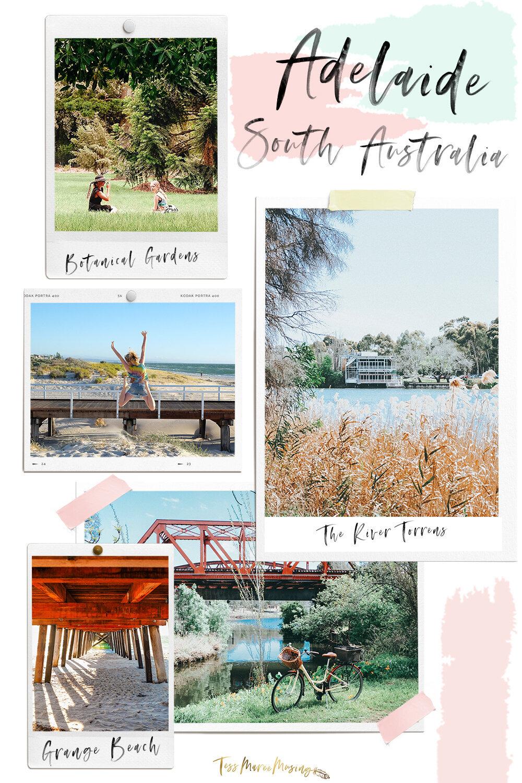 South Australia Travel Title