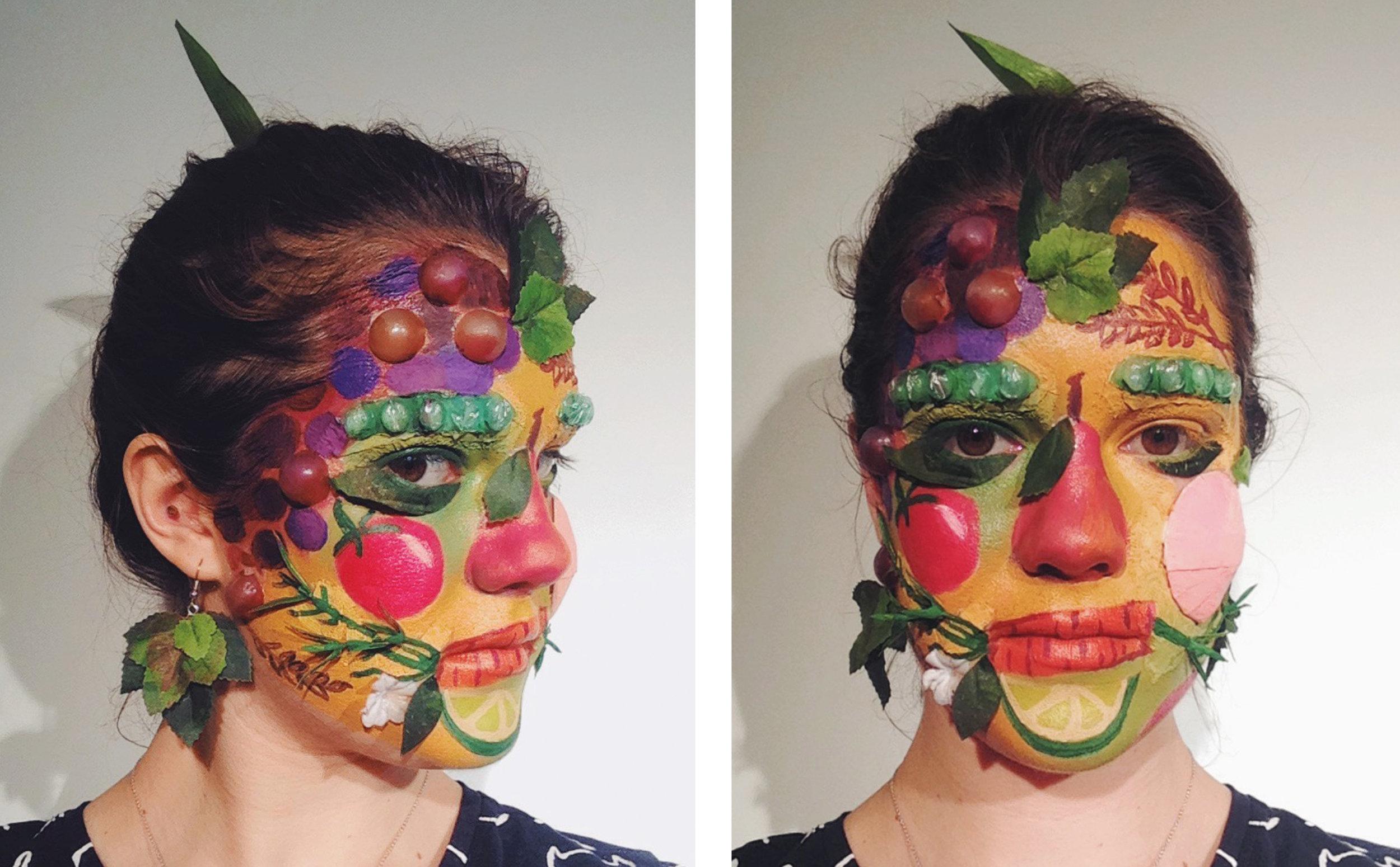 Food Face -