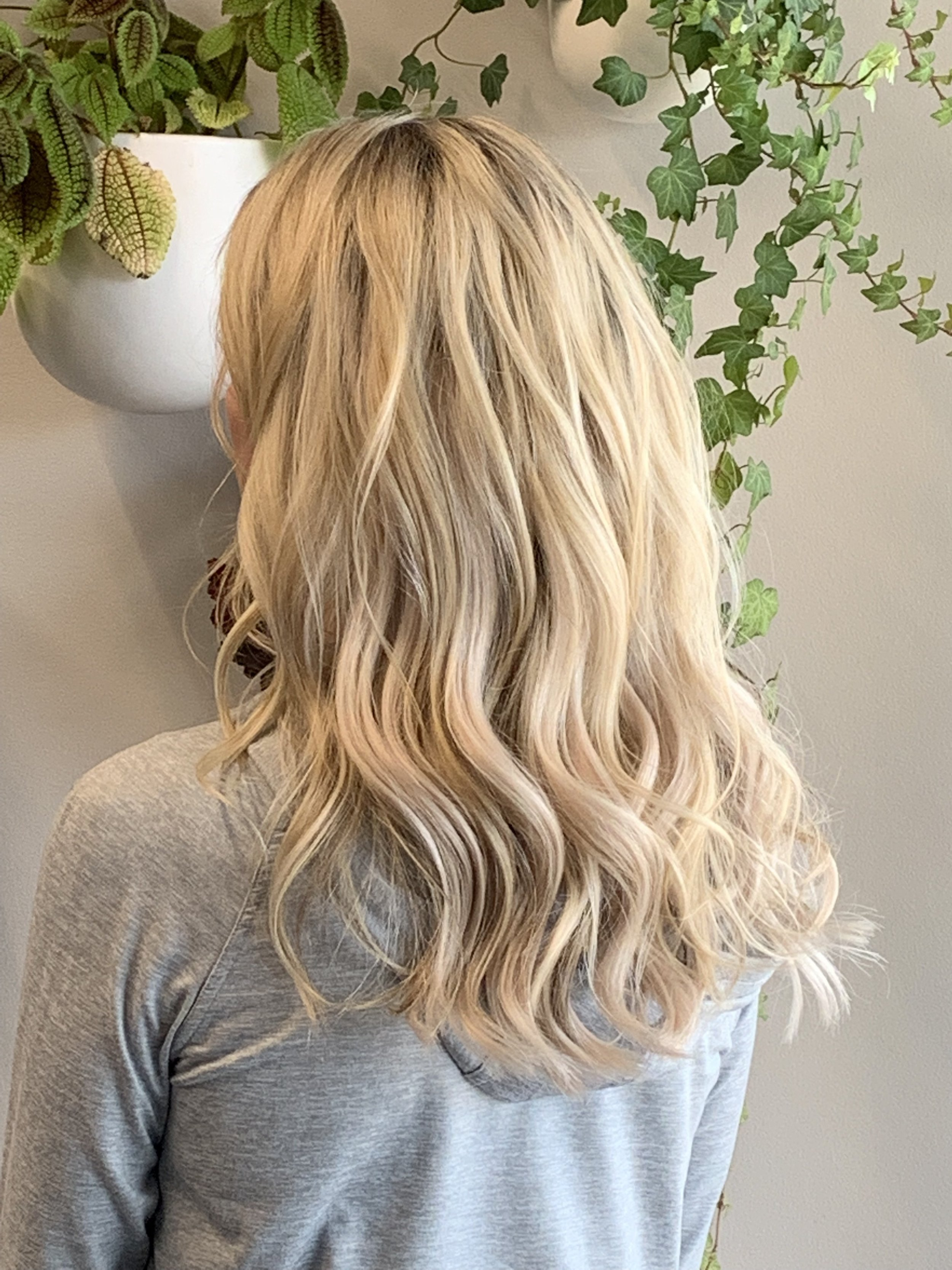 Beaded row hair extensions bohemy salon lake mary florida blonde.jpg