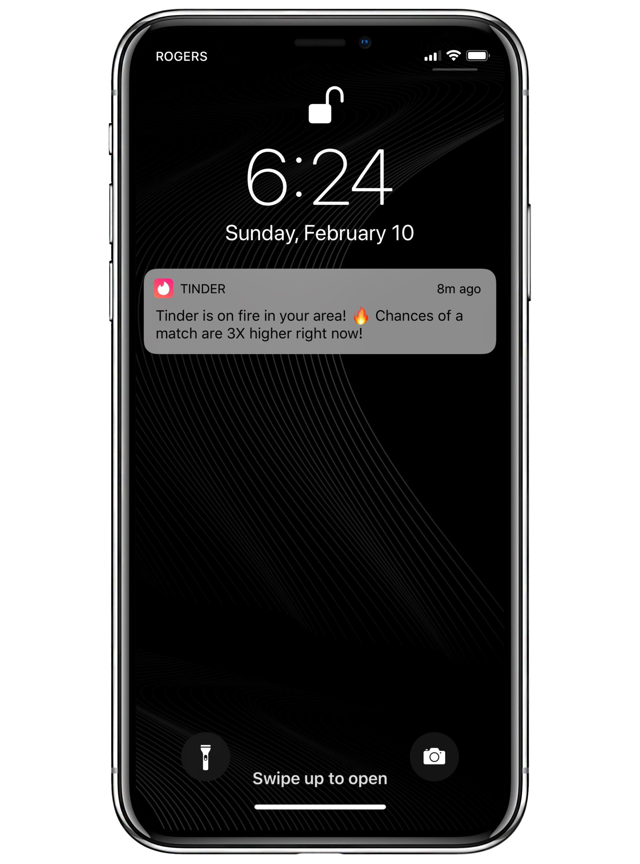 Utilize FOMO - Tinder and Bumble use Push Notifications to encourage their existing user base to check-in. Using the example, users are opening the app as it is suggested that they are more likely to get a match if they do. This tactic can be implemented in my app by letting users know when there are plans being made so that they can potentially jump in on the action. This would play on the idea of FOMO (fear of missing out), something the user is hoping to avoid through use of this product.