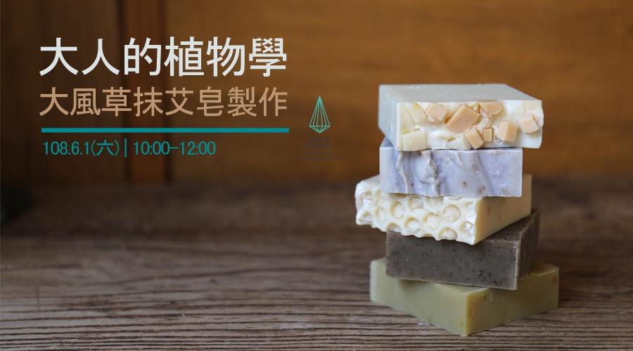 1080601大人的植物學-大風抹艾皂製作.JPG