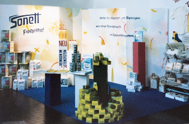 Trade fair Pro Sanita, Stuttgart 1993