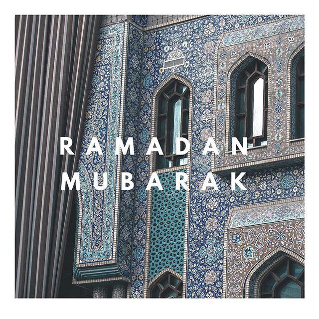 Ramadan Mubarak ❤️