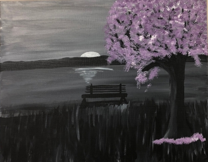 This was the picture that I had to paint!
