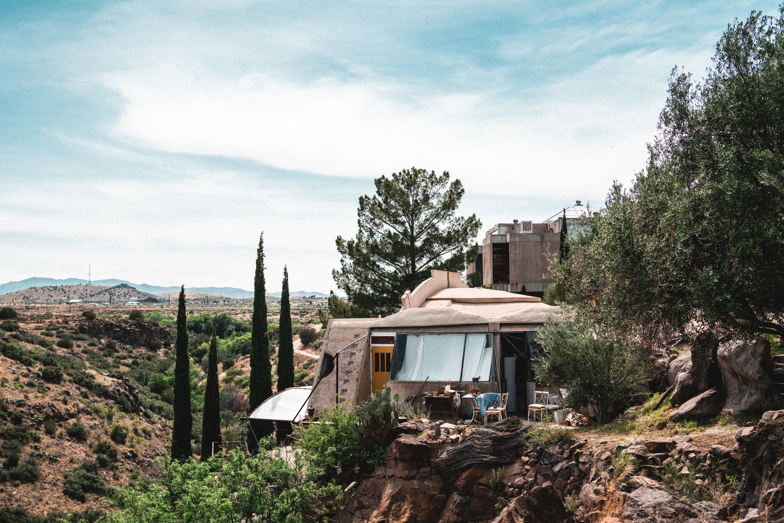 Arizona Mountain Dwellers
