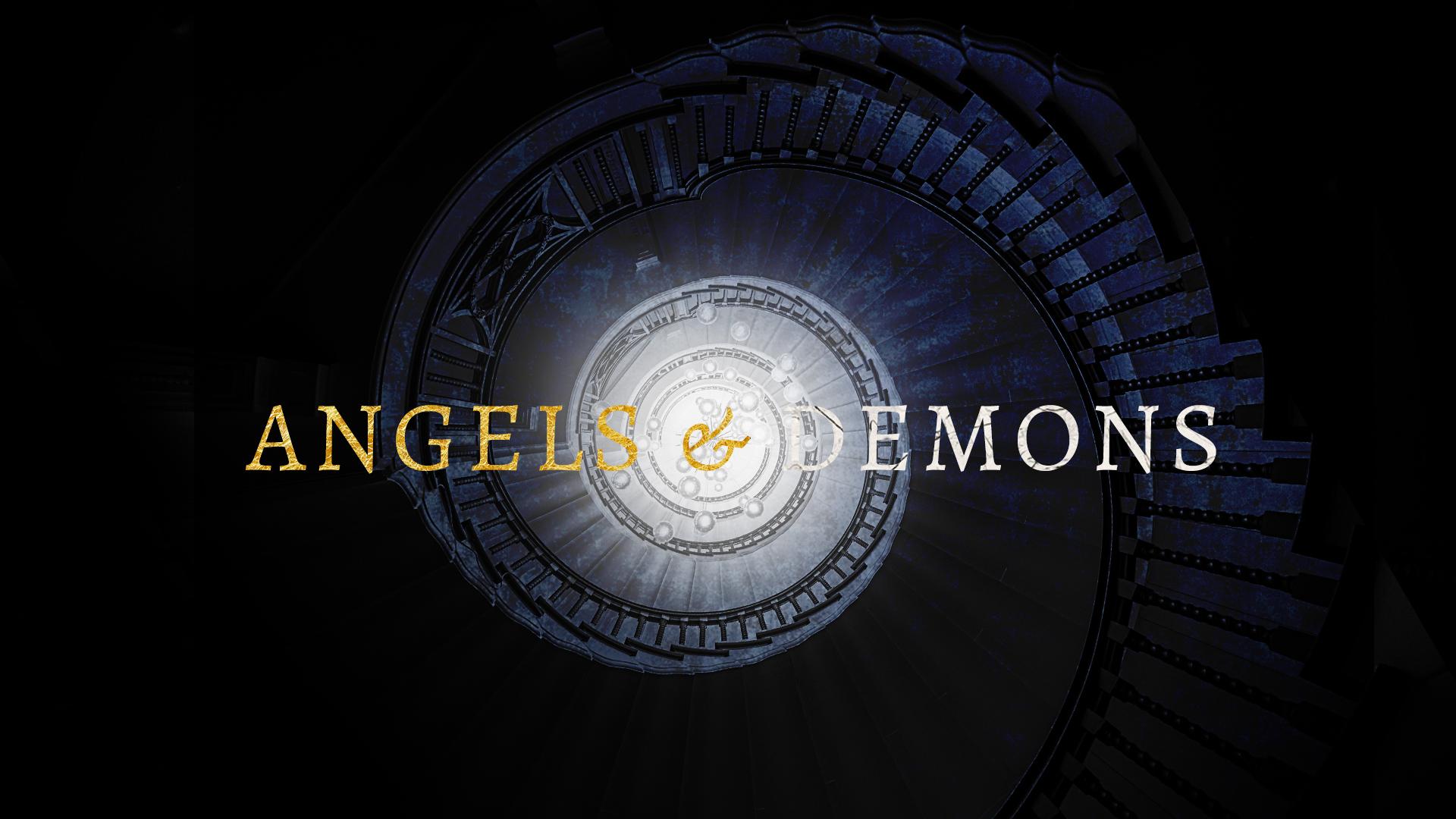 MaandThema - Heb je een vraag over het thema 'Engelen & Demonen' die je graag wilt stellen tijdens de laatste dienst van deze maand?