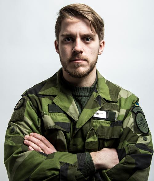 Per Wallin, utgivare av nyhetsbrevet Militärt.