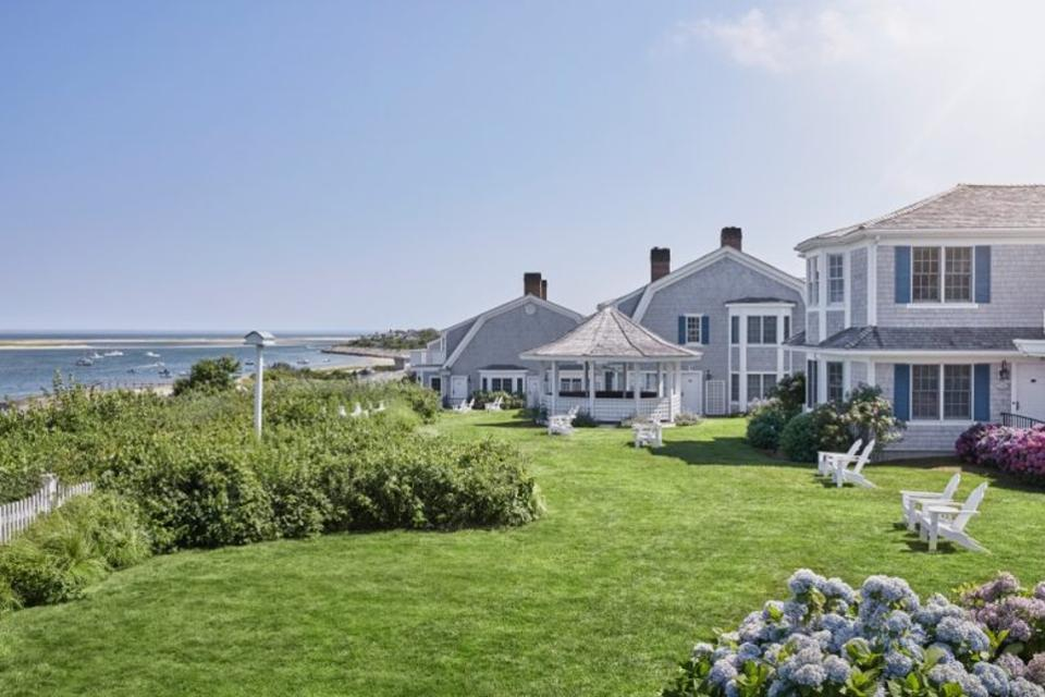 Where To Stay In Cape Cod - Forbes.com by Roger Sands - One of the top seven destinations on the Cape.