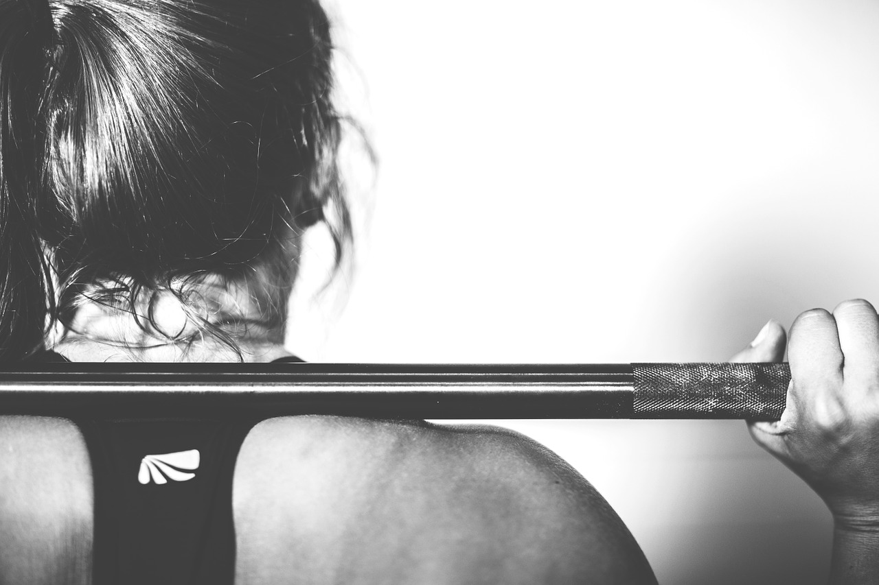 Weight training for back pain