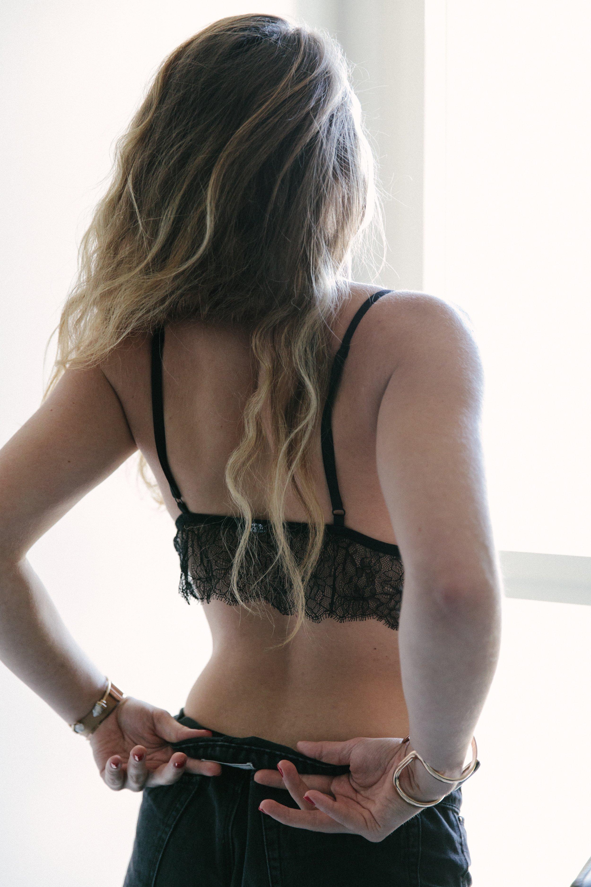 5 mois de moi - lingerie