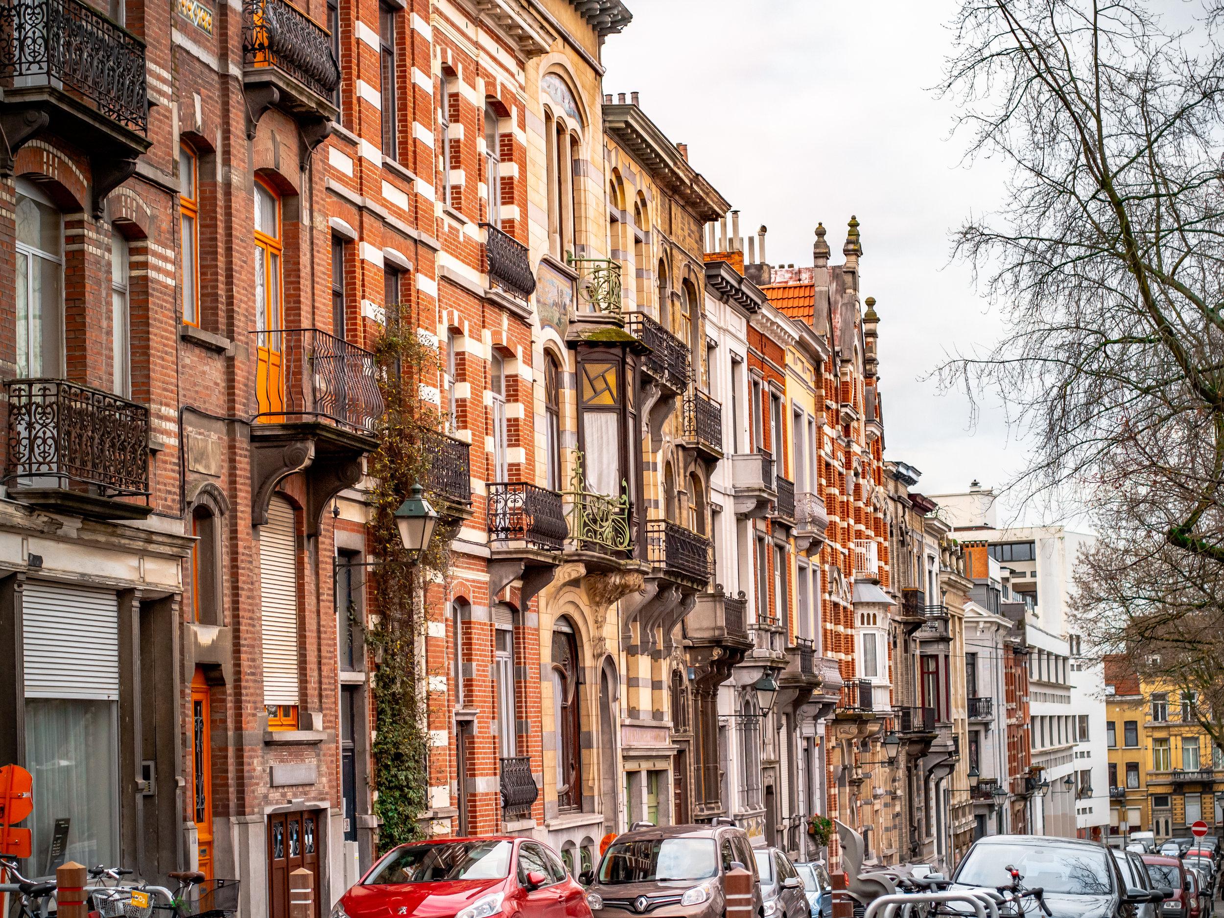 Saint gilles Bruxelles