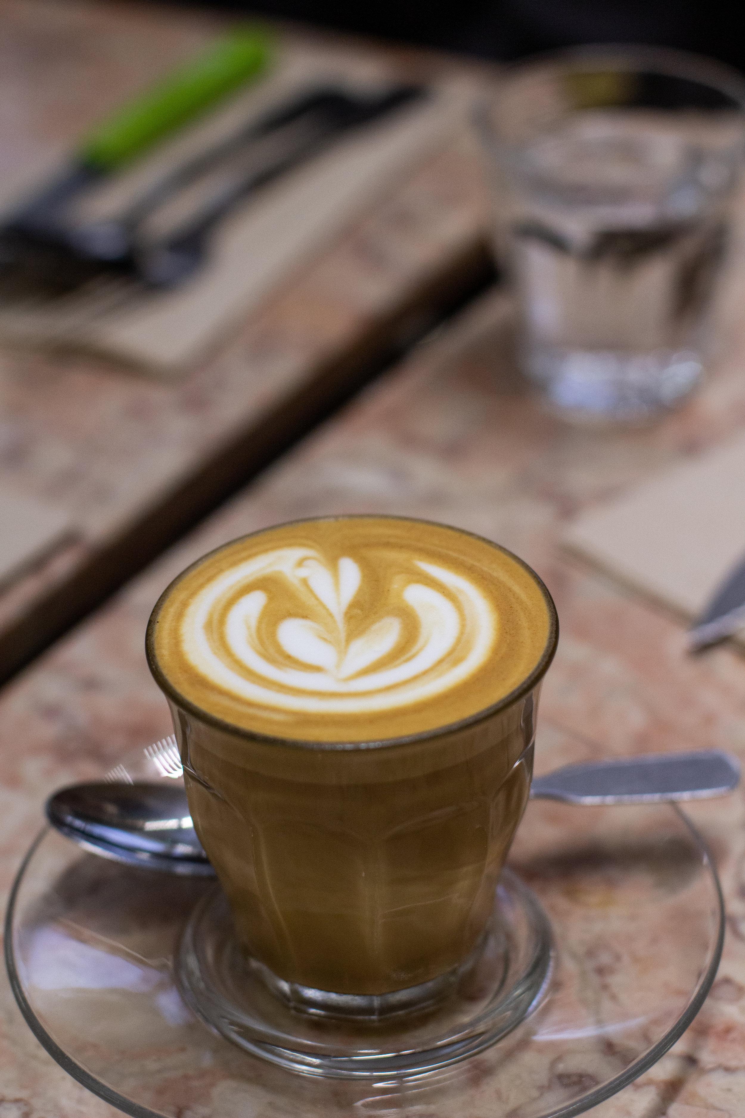 Cafe doudou brunch Paris