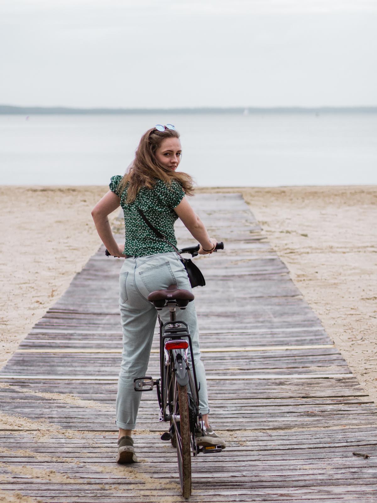 Vélo Biscarosse
