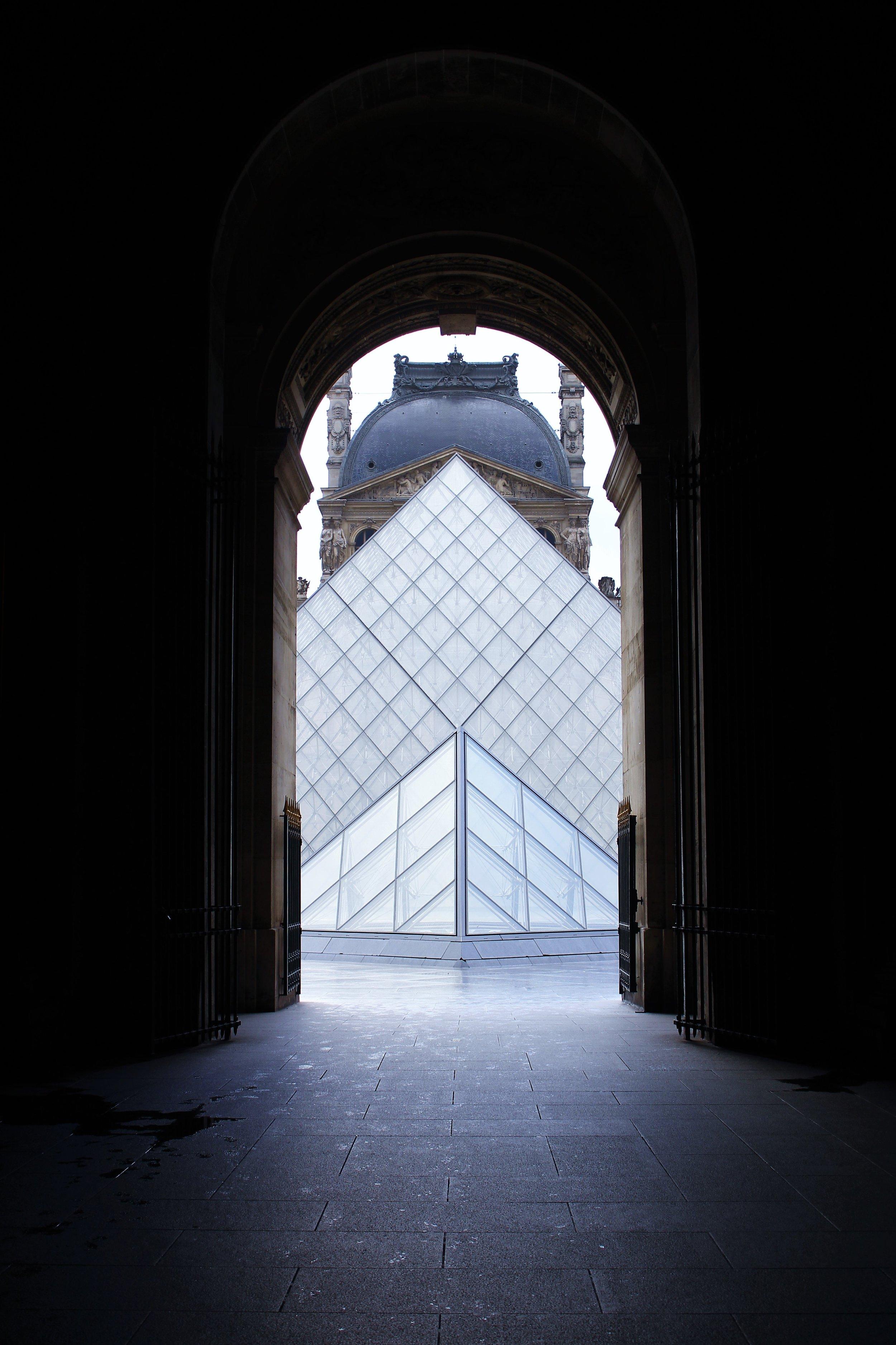 Paris musée du Louvre