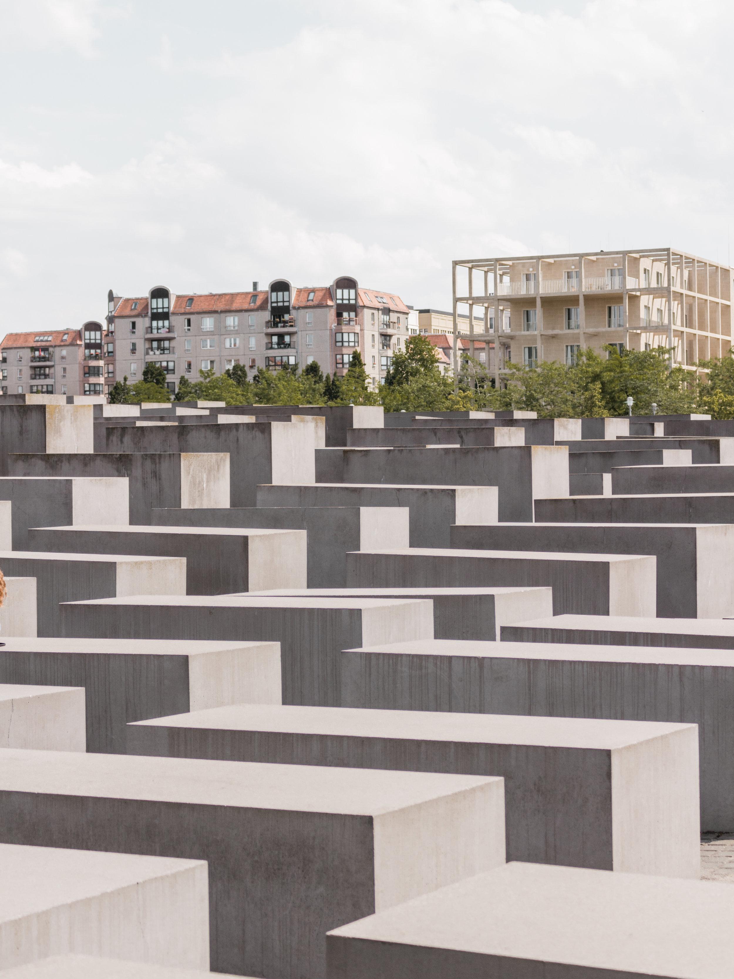 Memorial aux juifs assassinés d'Europe