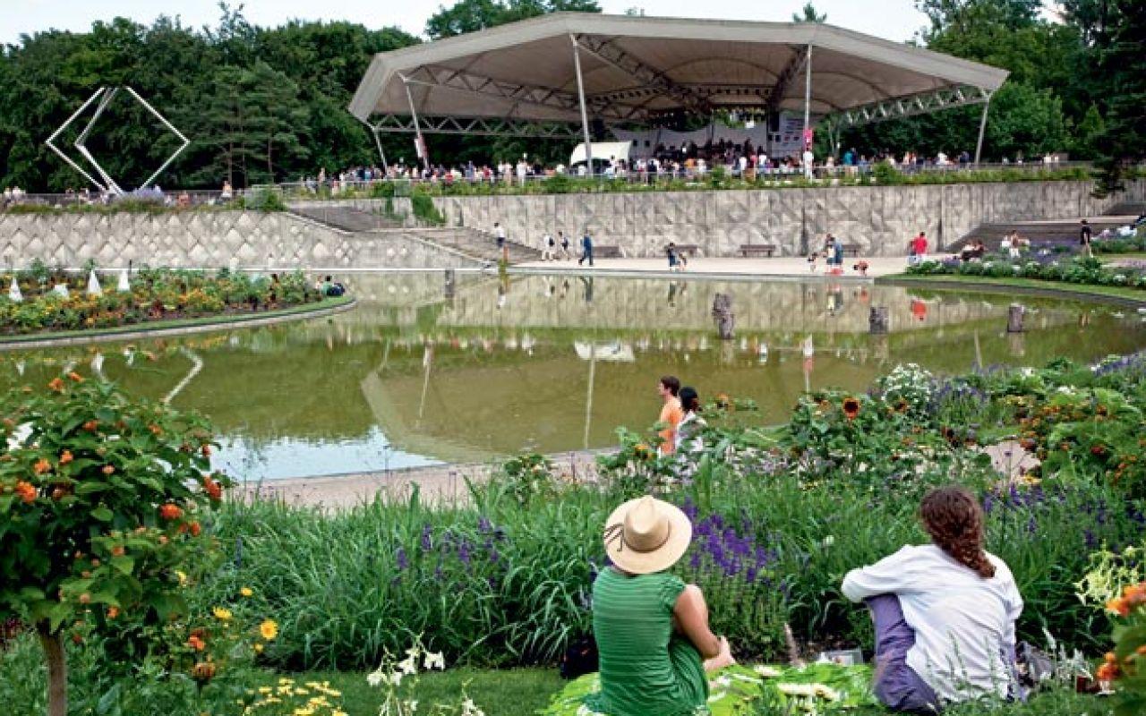 Pestacles Parc Floral
