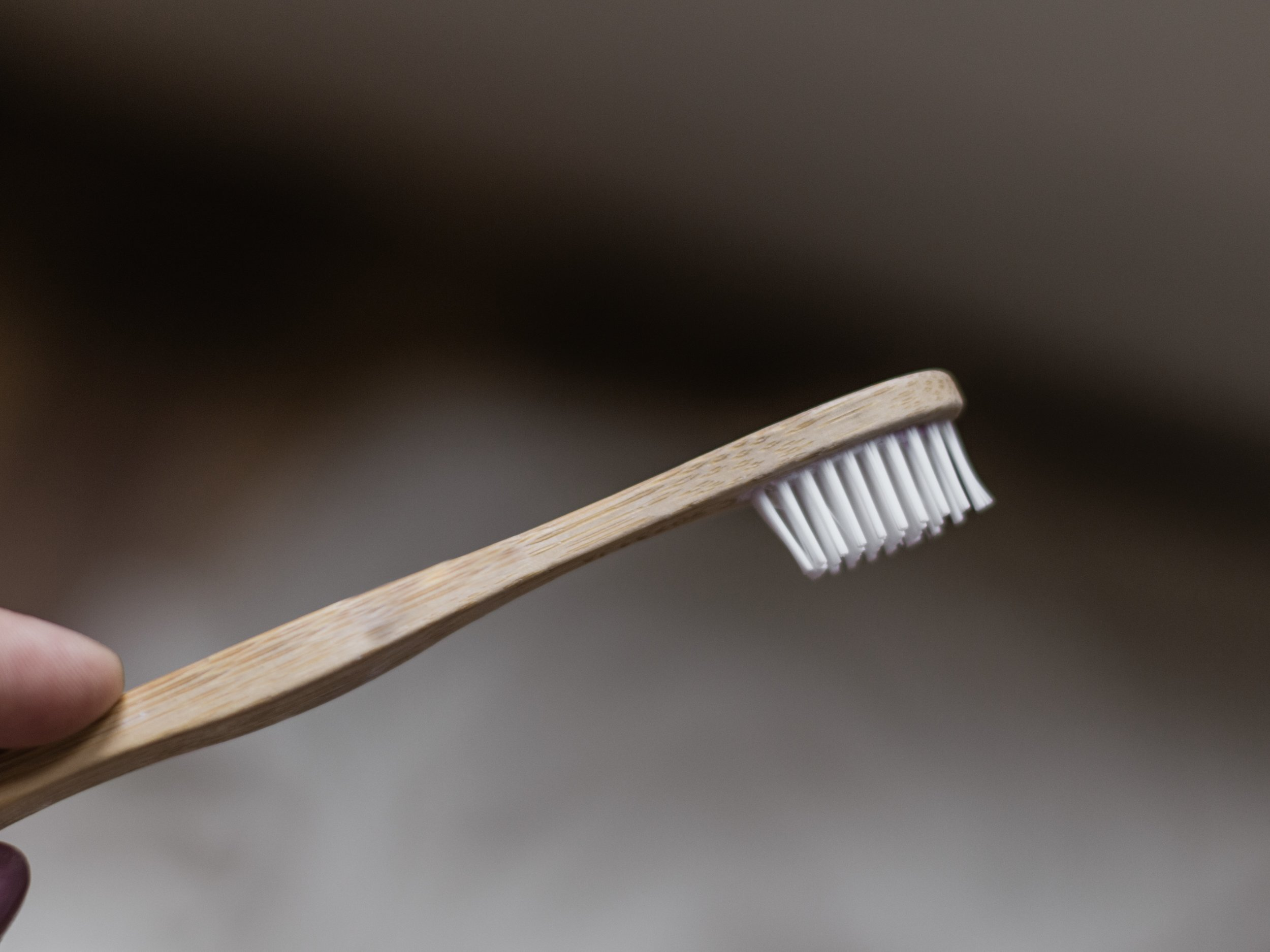 Brosse a dents bambou
