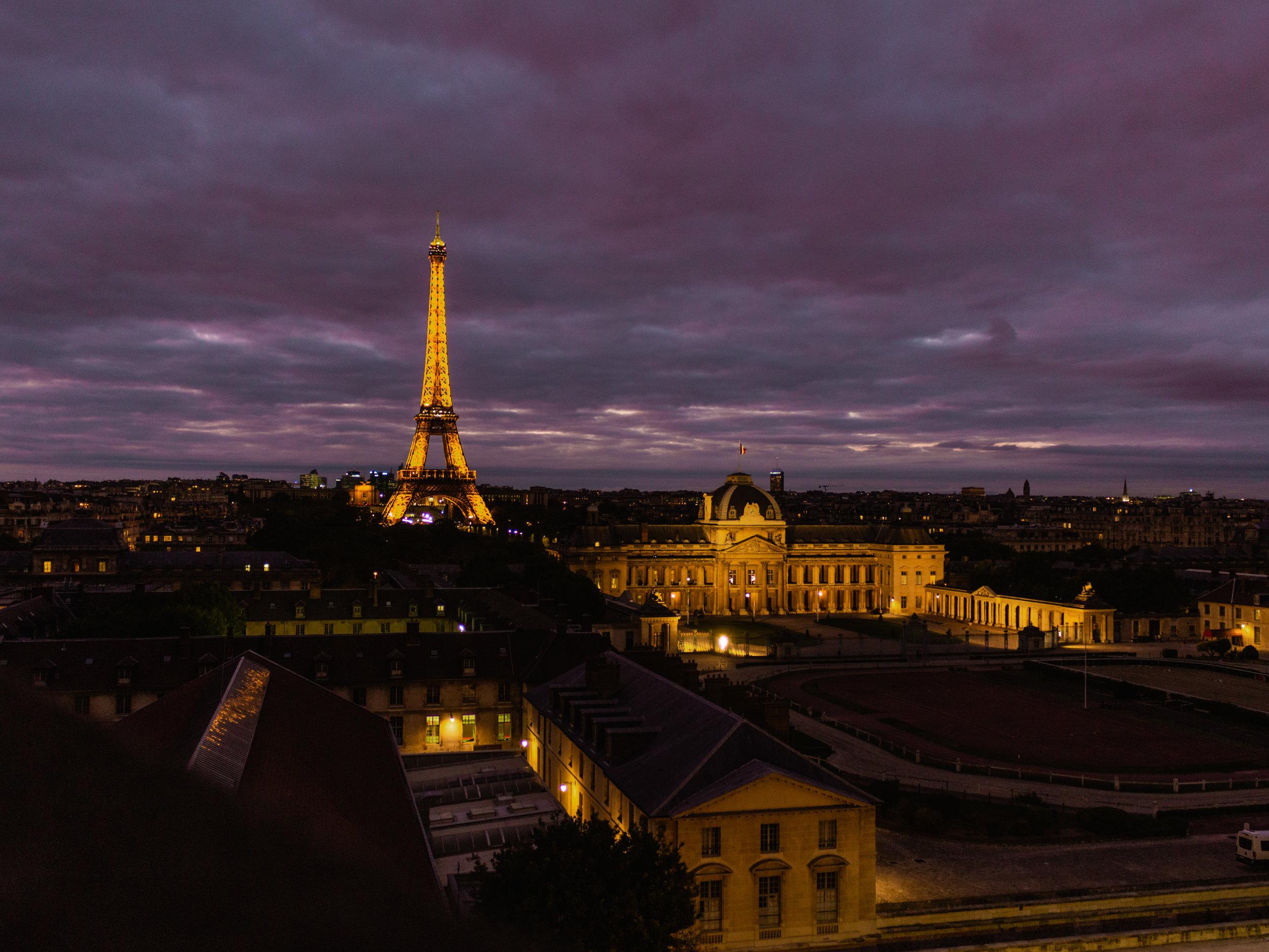 Que faire à Paris en octobre