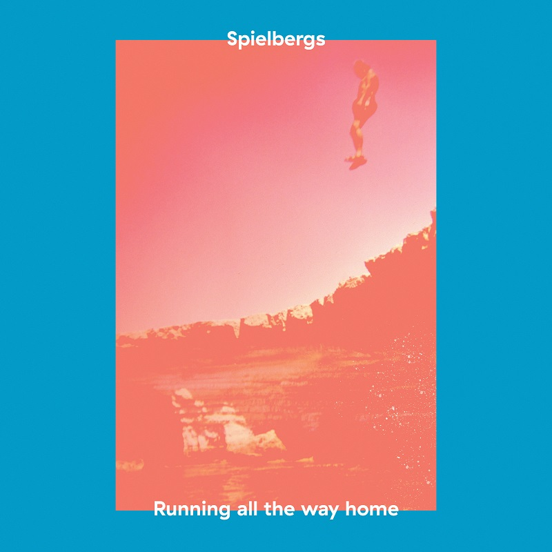 "Spielbergs - Running All The Way Home EP - TIME004 Pre-order the new EP on CD / download and limited baby blue 12"" vinyl in our store HERE."