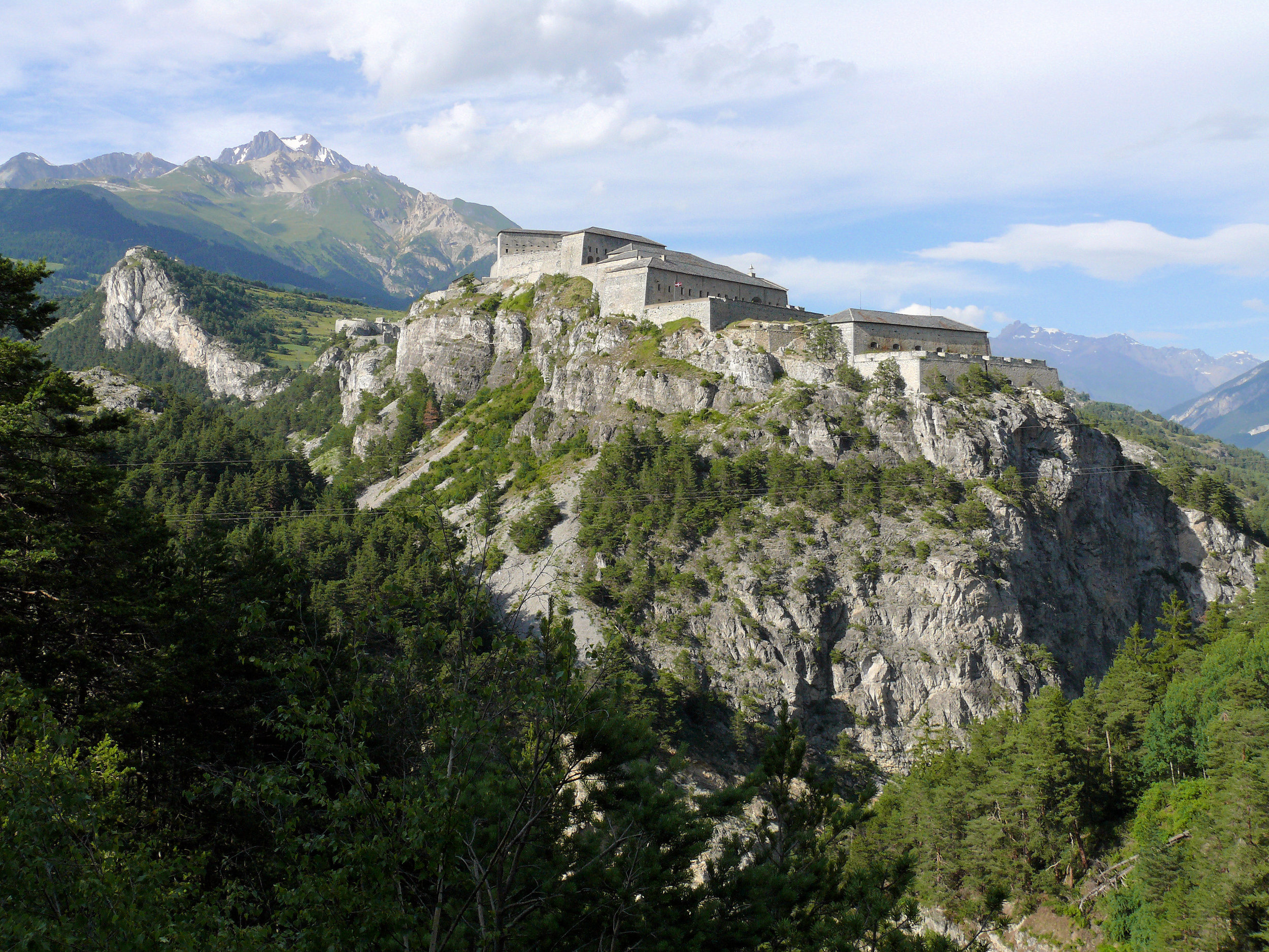Switzerland, the Fort Knox of Europe