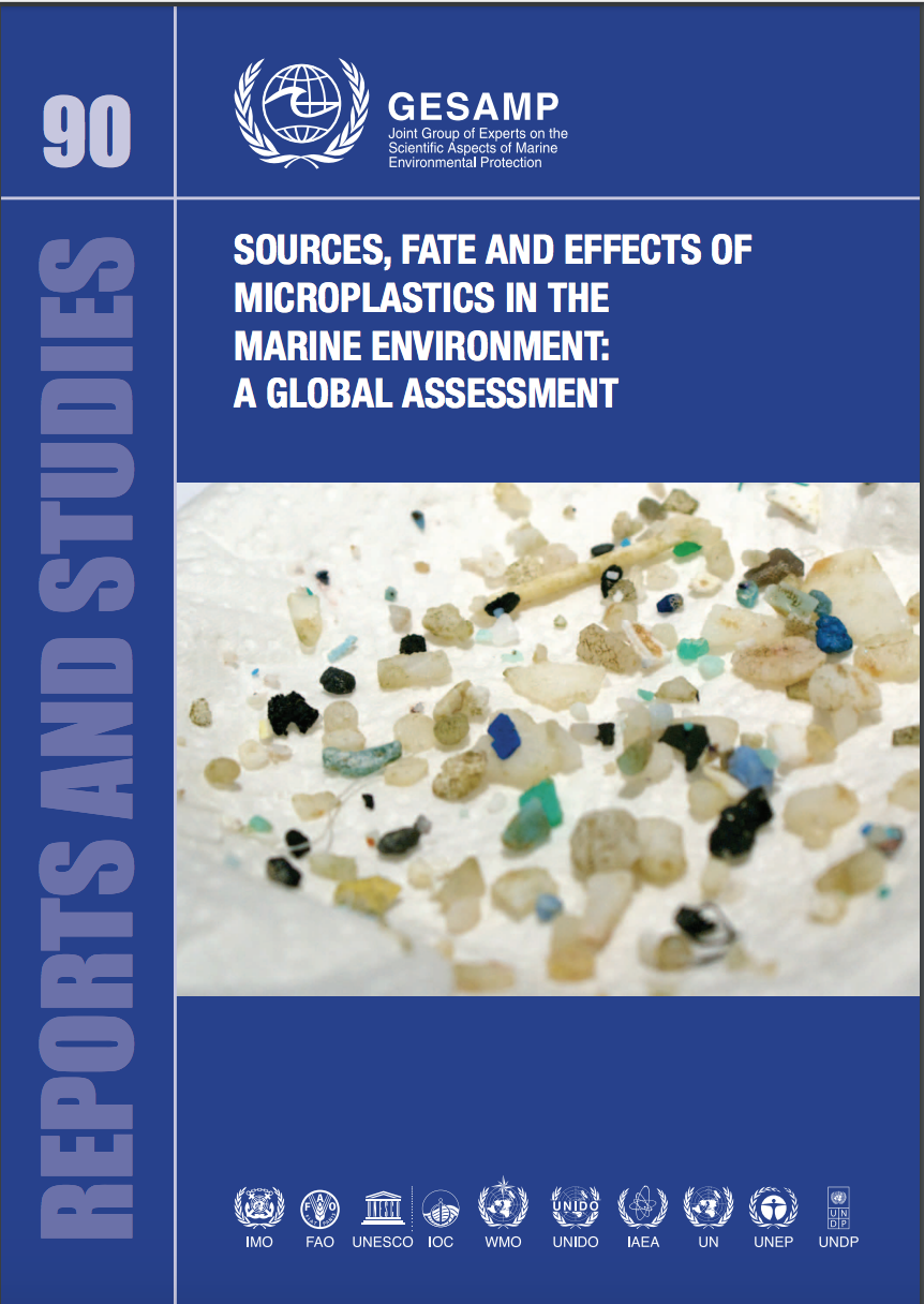Sources, Fate, and Effects of Microplastics in the Marine Environment: A Global Assessment - GESAMP | 2015