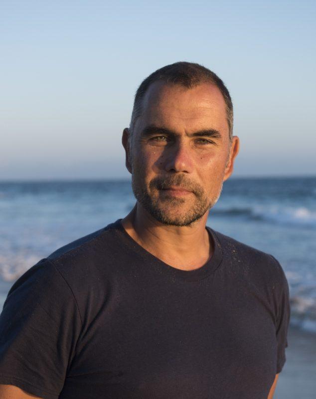 Marcus Eriksen, founder of the 5 Gyres Institute