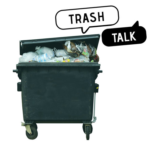 Trash Talk - TRASH TALK takes a lighthearted look at recycling in Hong Kong. Listen to discover trash tips and tricks.Produced in partnership with Plastic Free Seas and the 123 Show on RTHK3.