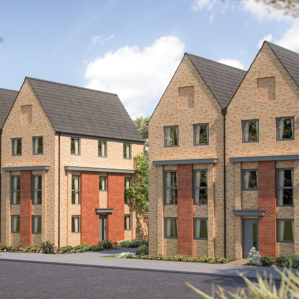 BOVISHOMES - 1 & 2 bedroom apartments and3 & 4 bedroom homes from£219,995 to £449,995