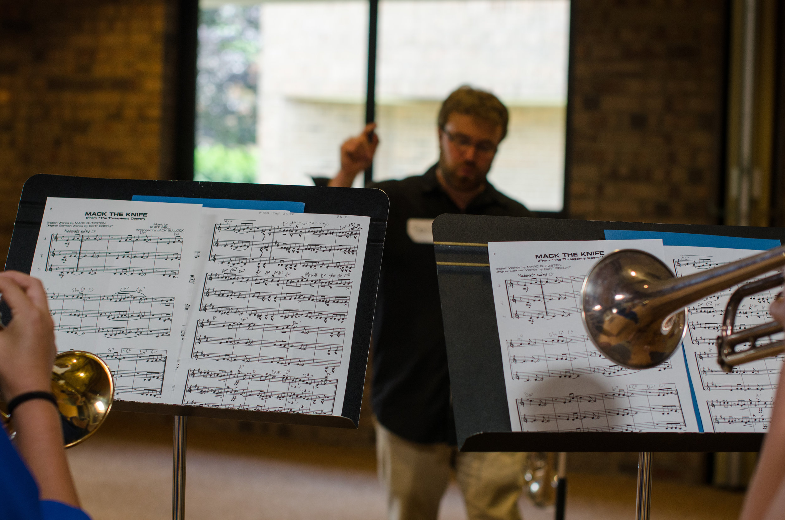 Kalamazoo Trumpet Workshop, 2013 Photo: Morgan King