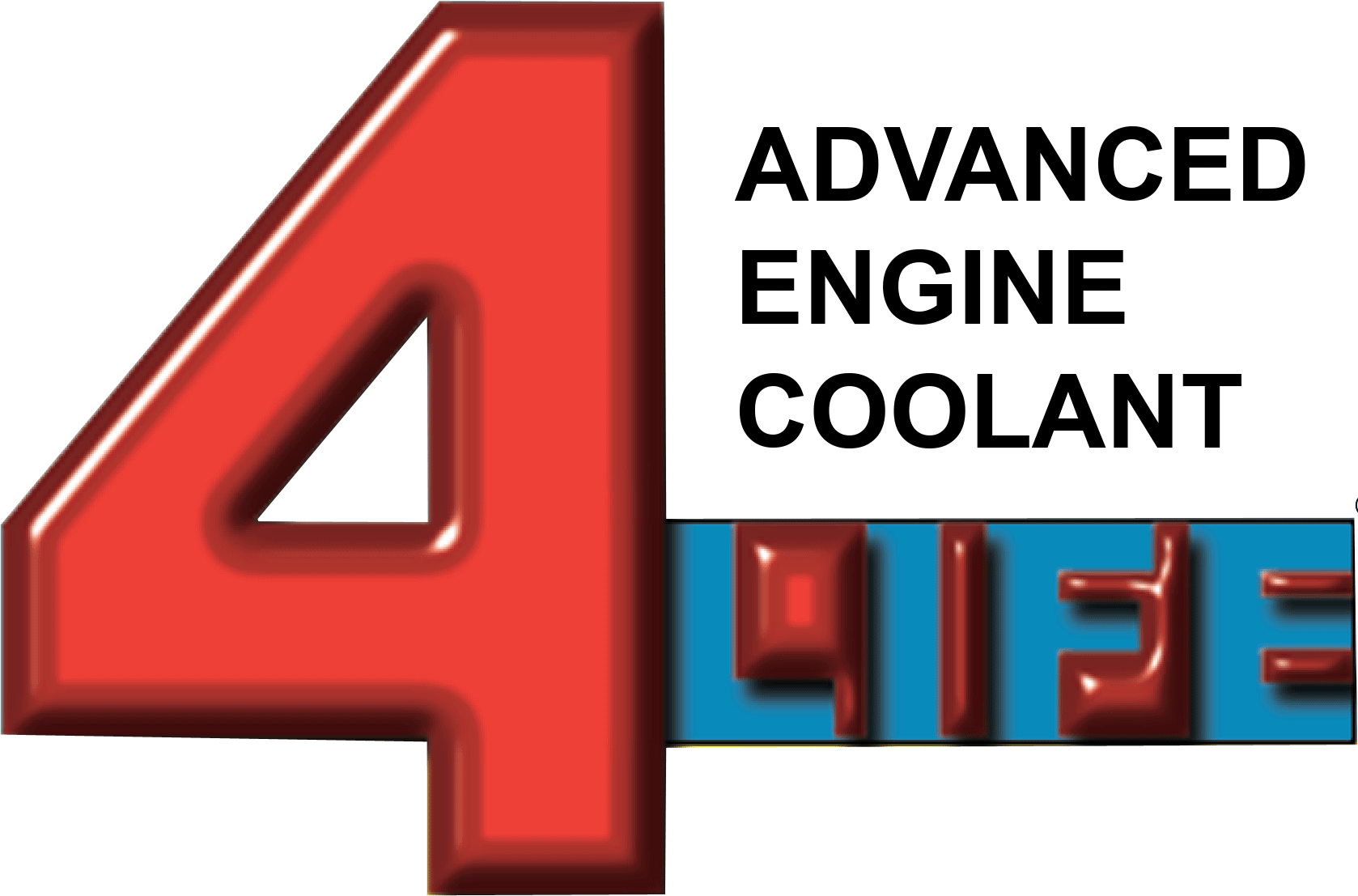 Forlife the advanced engine coolant logo