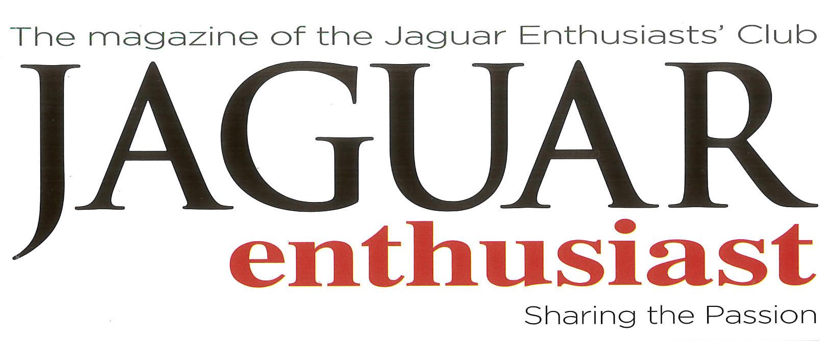 Jaguar Enthusiast Magazine Valvemaster offer