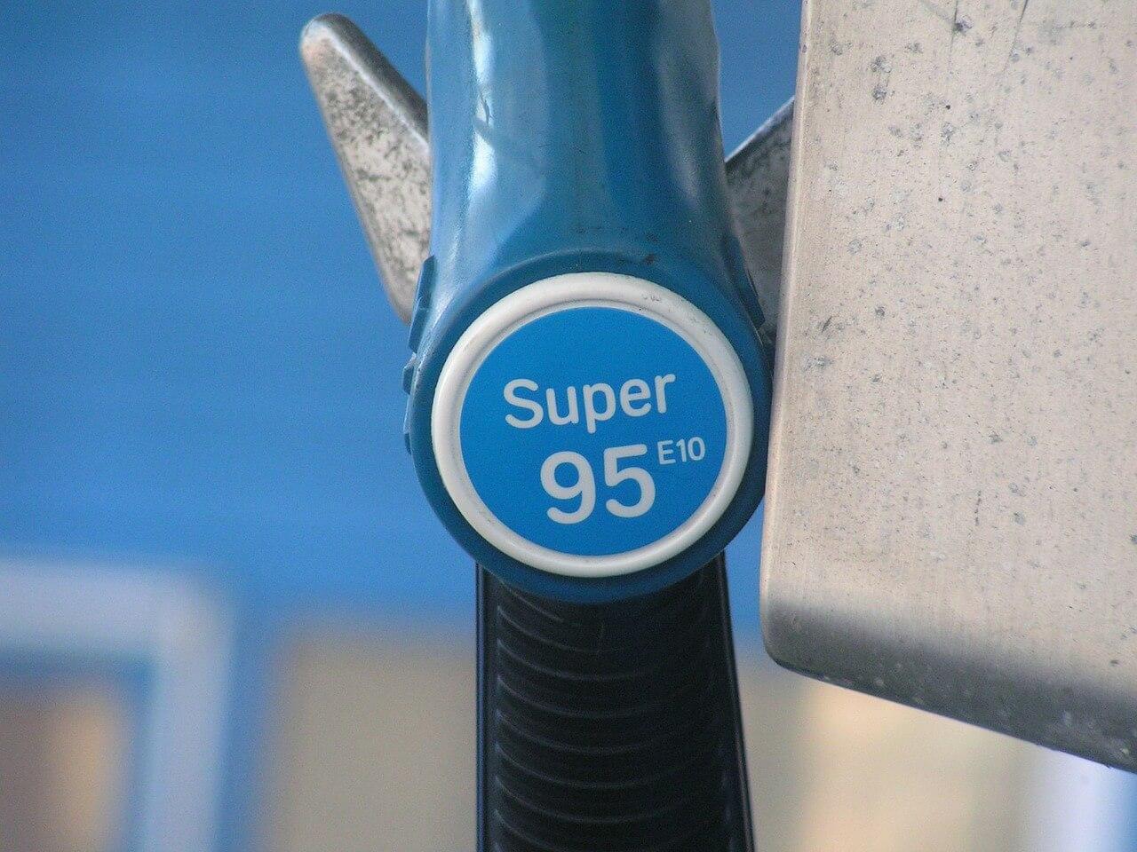 E10 95 fuel pump