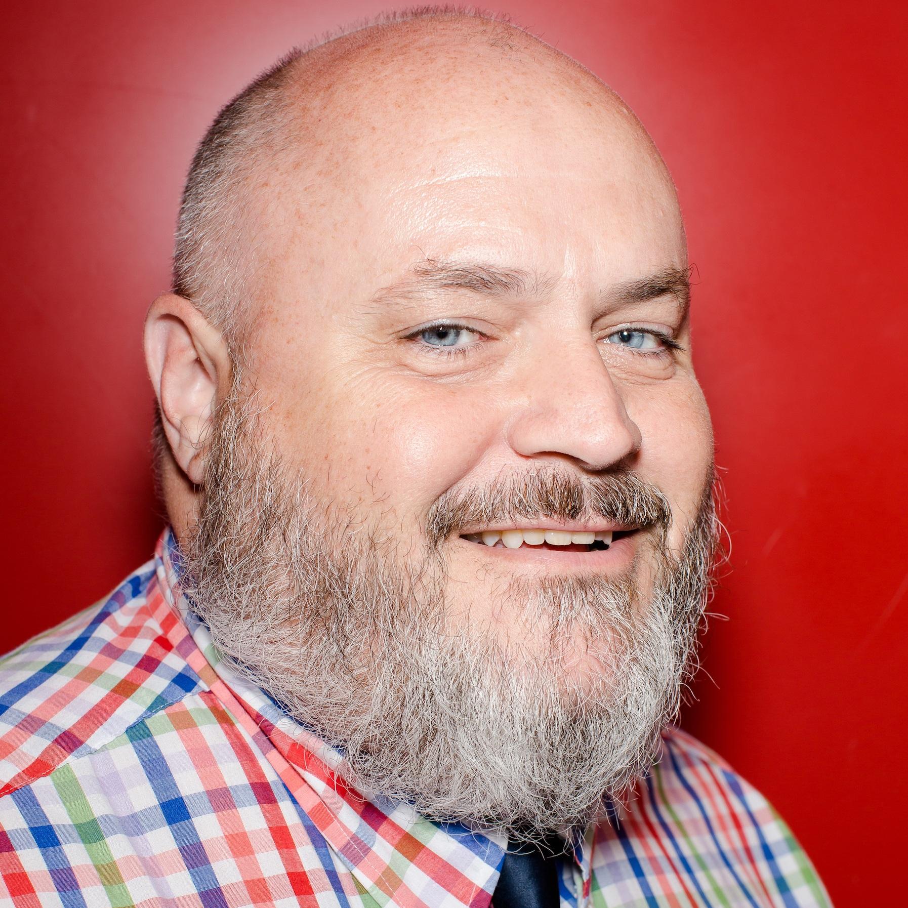 Jim Keaten, Executive Director of Child Nutrition Services for Durham Public Schools